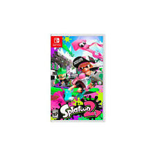 Videojuegos Splatoon Nintendo Switch