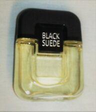 Avon Black Suede 3.4 fl oz Mens Liquid Splash After Shave Lotion, c.2000 NIB-VTG