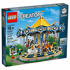 LEGO Creator 10257 Carousel Expert BRAND NEW SEALED AUTHENTIC LEGO