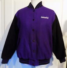 Purple Wool American Girl Jacket Large B44