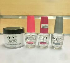 OPI DIP PRO KIT - Clear Color Set Powder 1.5 oz + System Liquid Essentials 1,2,3