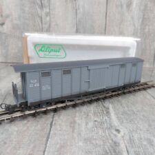 LILIPUT 935 - H0e - StLB - GG/s - Ged. Güterwagen 459 - OVP - #AF38990