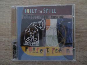 BUILT TO SPILL  cd aus Sammlung  PERFECT FROM NO ON