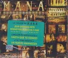 NEW - 2 CD's Mana CD Exiliados En La Bahia EDICION De Lujo BRAND NEW