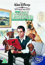 The Ugly Dachshund (Disney) Region 2 New DVD
