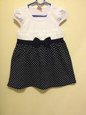 New Baby Girl Summer Dress Size: 0 (9-12M)