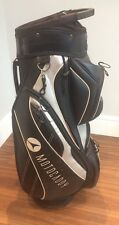 Motocaddy Pro Series Cart Bag In Good Condition With Rain Hood And Strap