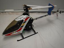 Vintage Robbe Schluter Moskito Sport R/C Model Nitro O S Engined  Helicopter