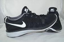 Nike FLYKNIT Lunar 2 Schwarz GR: 45 - 44 Running Laufschuhe