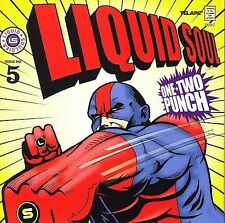 Liquid Soul  -  One Two Punch  -   New Factory Sealed CD