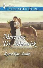 NEW - Marrying Dr. Maverick by Smith, Karen Rose