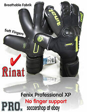 Rinat goalkeeper gloves FENIX Professional XP (blk/neon size 7) no finger save