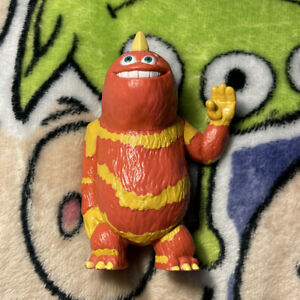 A1 Disney Store Pixar Monsters Inc George Sanderson University Sock Figure