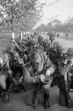 Tschaslau-Čáslav-Kutna Hora-Böhmen-Tschechien-Kaserne/Gasmaske-1941-WW2-21