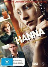 Hanna = NEW DVD R4