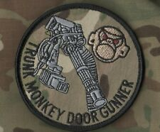 KANDAHAR​ WHACKER© AIR ASSAULT WAR TROPHY νeΙcrο SSI: Trunk Monkey Door Gunner