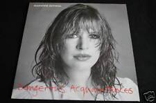 """Marianne Faithfull  LP 33T 12""""  Dangerous Acquaintances"""