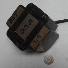 Vibratory Feeder Coil Electromagnet that will lift 827 pounds @24VDC (V101)