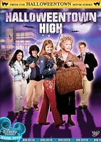Halloweentown High (DVD) • NEW • Debbie Reynolds, Disney