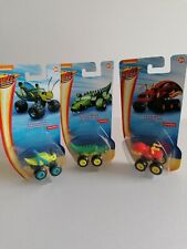 Blaze Monster Machines Bundle New Collectable Insect Fisher Price