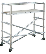 "Werner Aluminum Scaffolding Base Unit - 29"" Wide x 6' Long - Model 4101"