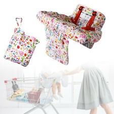 Baby Shopping Cart Cover Protector Mat Child Kid Trolley Seat Chair Cushion Pad