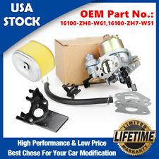 Carburetor Carb w/ Air filter For Honda GX160 5.5HP GX200 6.5 HP 16100-ZH8-W61