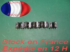 1000 uF 6.3 V condensateur capacitor X10 marque/brand Panasonic