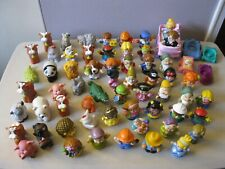 FISHER PRICE LITTLE PEOPLE LOT OF 59 -- PLUS CARS & COACH