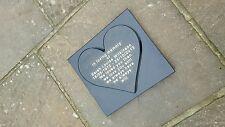Headstone memorial plaque grave stone headstone grave personalised(56)