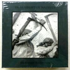 IN SLAUGHTER NATIVES Re-Enter Salvation 5 CD box set New  Rp908b
