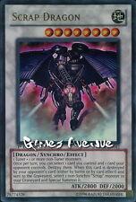 Yu-Gi-Oh ! Carte Scrap Dragon DREV-EN043 (DREV-FR043) - US/Ultra Rare
