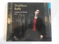 DUTILLEUX BEFFA : LORENE DE RATULD ( PIANO ) - [ CD ALBUM ] --> PORT GRATUIT