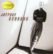 JEFFREY OSBORNE (LTD) *  17 Greatest Hits * New CD * All Original Songs * NEW