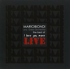 Mario Biondi - The Best Of I Love You More - Live CD LIVE TOUR SRL