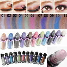 12Color Women Eye Shadow Makeup Cosmetic Shimmer Palette Roller Color Eyeshadow