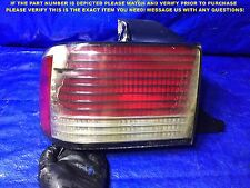 OEM 1988 1989 LINCOLN CONTINENTAL DRIVER LEFT TAIL LIGHT AIP2ST 88 CL