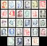 2168-96, Great Americans Set of 28 Different Mint NH Stamps - Stuart Katz