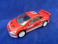 JOUET / Toy - NOREV Pour / For CLUB TOTAL - 1/64 - PEUGEOT 307 WRC - TOP !