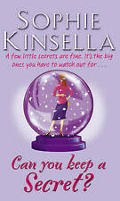 Can You Keep a Secret? by Sophie Kinsella (Paperback, 2003) First