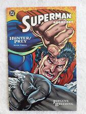 Superman / Doomsday: Hunter / Prey #3 (Jun 1994, DC) NM