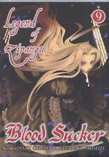 manga J-POP BLOOD SUCKER - LEGEND OF ZIPANGU numero 9