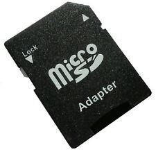 Micro SD MICROSD SDHC a SD Card Adattatore Confezione da 10