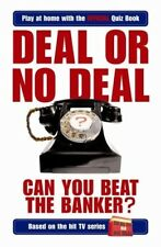 Very Good, Deal or No Deal: Can You Beat the Banker? (Play at home with the offi