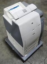 HP Color LaserJet 4700dtn Workgroup Color Laser Printer | 600x600 dpi Resolution