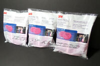 3 Pairs 3M 2097 6 Particulate Filters Set P100 6000 7000 7500 EXP 03/23 USA MADE