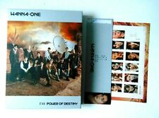 WANNA ONE Power of Destiny CD Album Jisung Sleeve Kpop K-pop UK