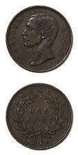 Sarawak Rajah Charles Brooke One Cent 1886  KM-6
