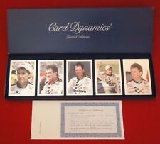 Darrell Waltrip #17 Western Auto Racing Card Dynamics Set 01101 of 15000 NEW COA