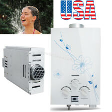 6L Instant Portable Propane LP Gas Hot Water Heater Energy Saving Machine